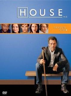 <i>House</i> (season 1) season of television series