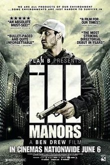 Film poster for Ill Manors