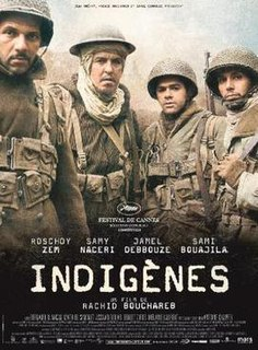 2006 film directed by Rachid Bouchareb
