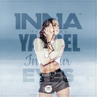 In Your Eyes (Inna song) - Image: Inna In Your Eyes
