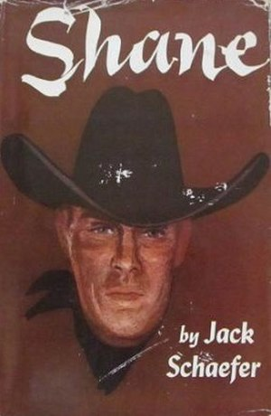 Shane (novel) - First edition