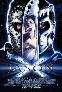 <i>Jason X</i> 2001 film directed by James Isaac
