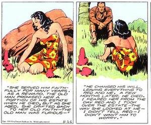 Alex Raymond's Jungle Jim (November 26, 1939)
