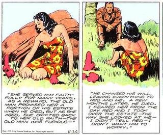 <i>Jungle Jim</i> Fictional hero of a series of jungle adventures