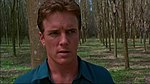 Linden Ashby as Johnny Cage in Mortal Kombat.