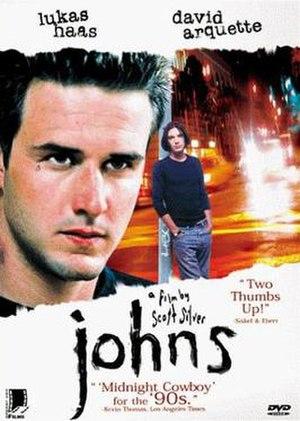 Johns (film) - DVD cover