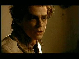 "Jonathan Melvoin - Melvoin in the music video for The Smashing Pumpkins song ""Zero"""