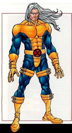 Joseph (comics) - Image: Joseph (Magneto's Clone)