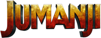 Jumanji (franchise) - The current logo of the franchise.