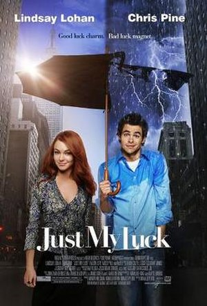 Just My Luck (2006 film) - Theatrical release poster