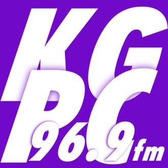 KGPC-LP - Image: KGPC LP Logo