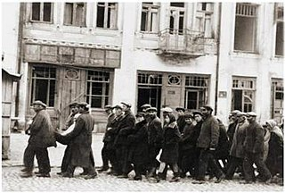 Kamianets-Podilskyi massacre