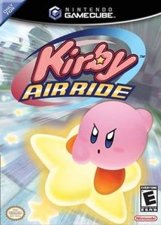 <i>Kirby Air Ride</i> 2003 video game