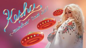 Rainbow Tour (Kesha) - Image: Kesha Rainbow Tour 2017 poster