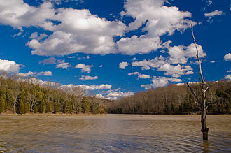 Kincaid Lake - Image: Kincaid Lake