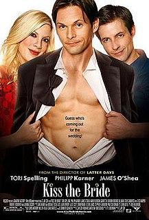 <i>Kiss the Bride</i> (2007 film) 2007 film by C. Jay Cox