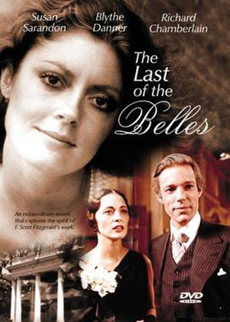 F. Scott Fitzgerald and 'The Last of the Belles' - DVD cover