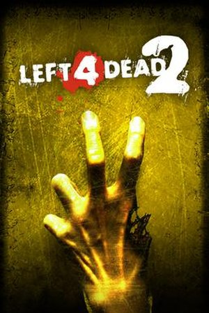 Left 4 Dead 2 - Worldwide cover art