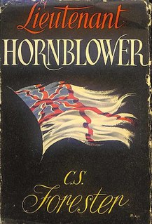 <i>Lieutenant Hornblower</i> book by C.S. Forester