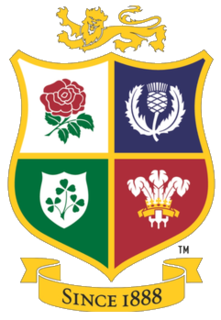 British and Irish Lions rugby union team