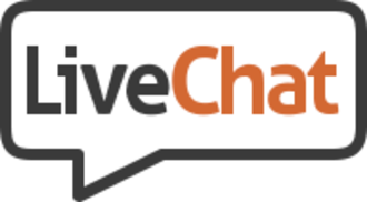 LiveChat - Image: Live Chat logo