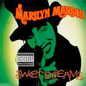 Sweet Dreams (Are Made of This) - Image: M. manson sweet dreams
