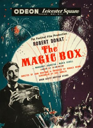 The Magic Box - Image: Magic box 1