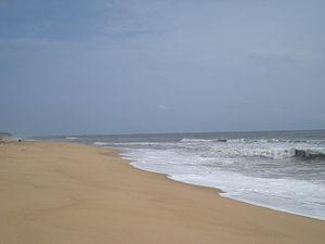 Maravanthe - Maravanthe beach
