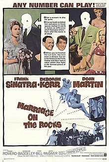 Marriage on the Rocks (1965 film poster).jpg