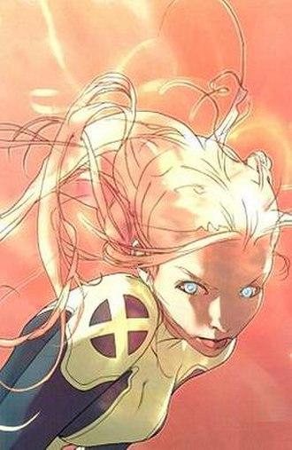 Magma (comics) - Image: Marvel Comics Magma