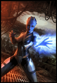 <i>Mass Effect: Redemption</i> comic book series