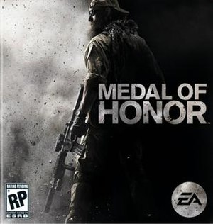 Medal of Honor (2010 video game) - Pre-order Cover Art