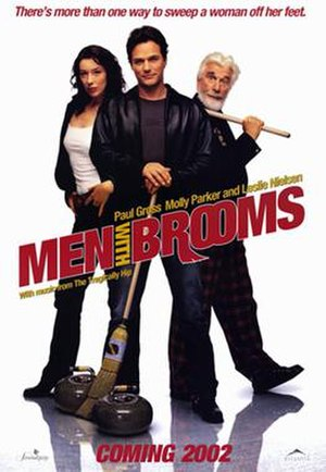 Men with Brooms - Image: Menwith Brooms MP