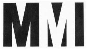 Metromedia - Image: Metromedia Incorporated logo
