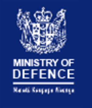 Ministry of Defence (New Zealand) - Image: Ministry of Defence (New Zealand) logo