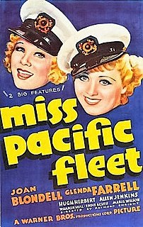 <i>Miss Pacific Fleet</i> 1935 film by Ray Enright