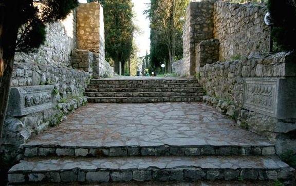 Mogorjelo Villa Rustica
