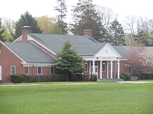 La Salle Military Academy - Molloy Hall