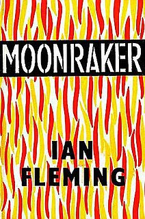 novel by Ian Fleming