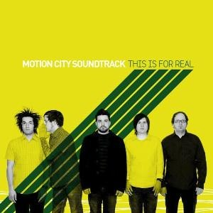 This Is for Real (song) - Image: Motion City Soundtrack This Is for Real cover