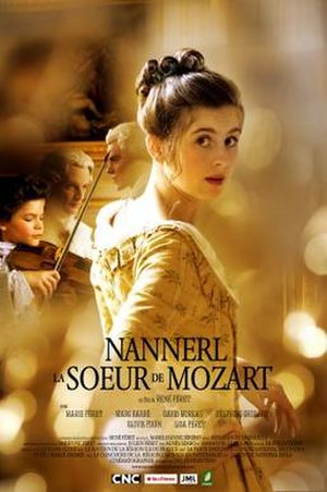 Mozart's Sister - Film poster