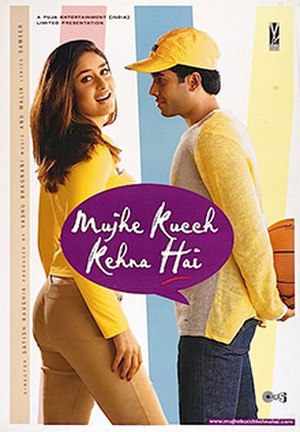 Mujhe Kucch Kehna Hai - Theatrical release poster