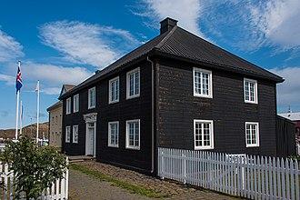 Stykkishólmur - Norwegian house in Stykkishólmur