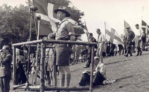 Ove Holm - Image: Ove Holm 1946