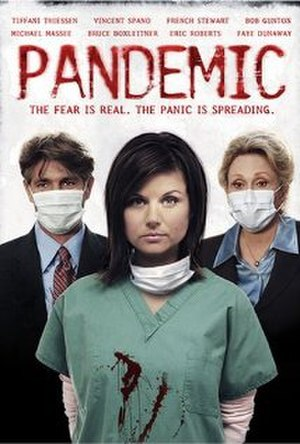 Pandemic (miniseries) - Movie poster