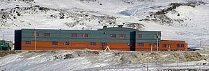 Pangnirtung - Image: Pangnirtung school