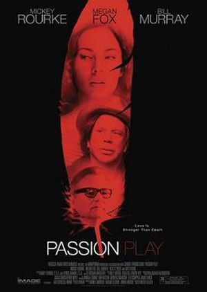 Passion Play (film) - Theatrical release poster