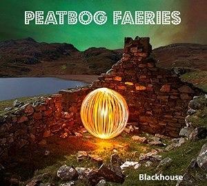 Blackhouse (album) - Image: Peatbog Faeries Blackhouse