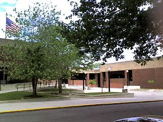 Perth Amboy High School Public high school in the United States