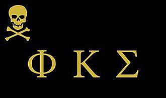 Phi Kappa Sigma - Image: Phi Kappa Sigma flag